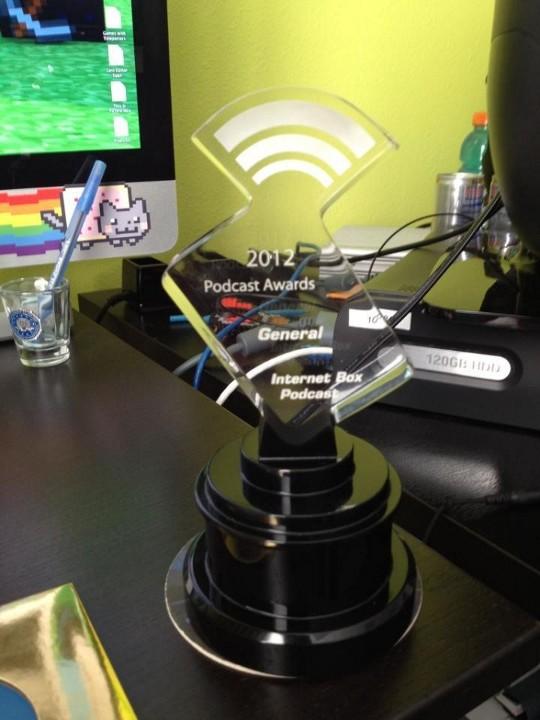 IB Award 2012