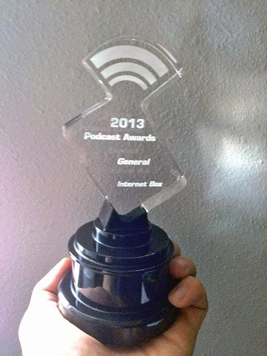 IB Award 2013