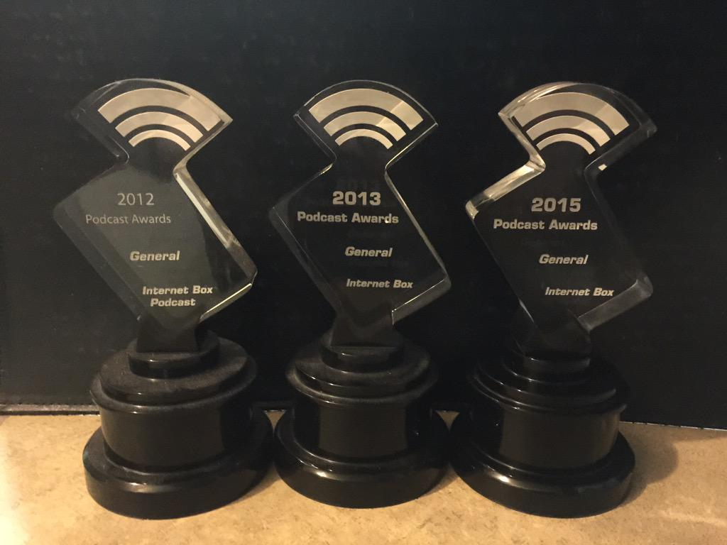 Internet Box Podcast Awards